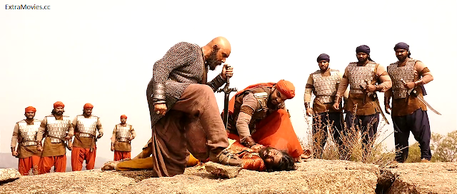 Baahubali: The Beginning (2015) Full Movie [Hindi-DD5.1] 1080p BluRay ESubs Download