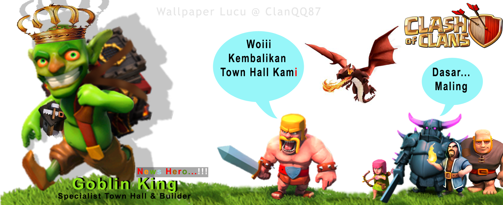 QQ87 Gamez Hero Baru Clash Of Clans Mr Joker