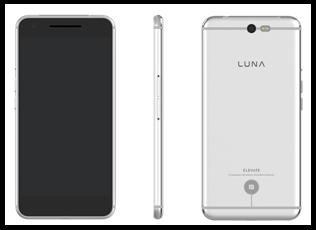 luna phone