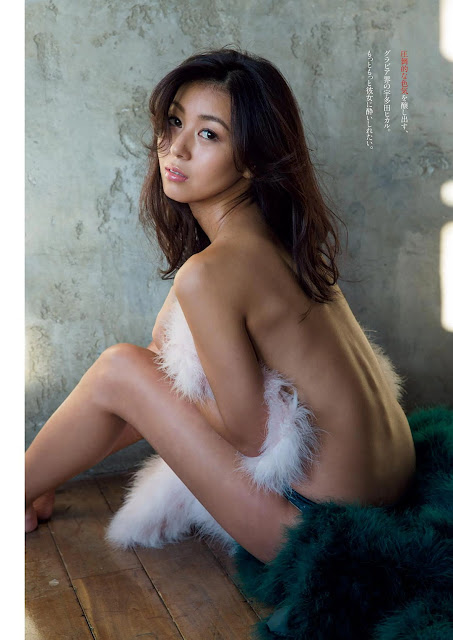 Wakao Ayaka 若尾綾香 Weekly Playboy No 49 2016