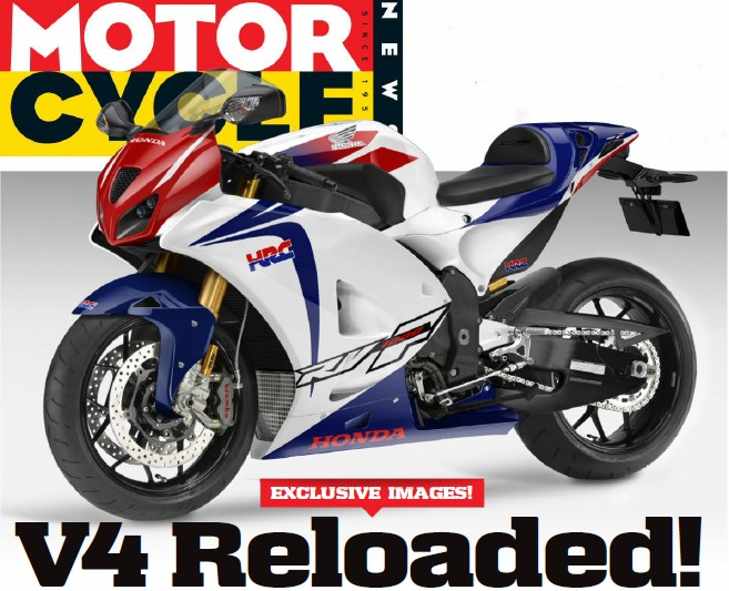 Real Riders: Get Ready For The New Honda RVF1000 - V4 WSBK ...