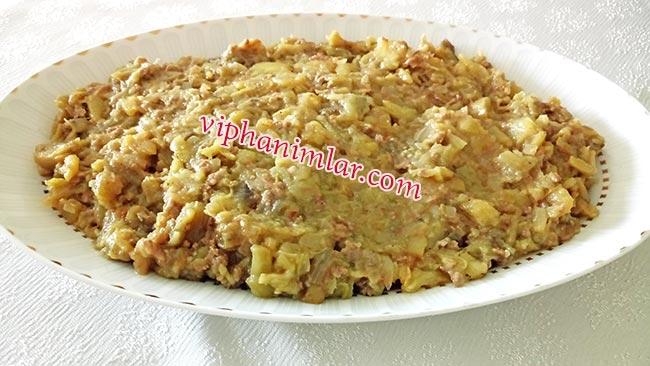 Patlicanlı iç harç - www.viphanimlar.com