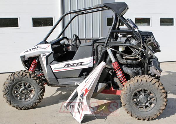 2018 Polaris RZR RS1 Review-Top Speed-Price-Information-For Sale
