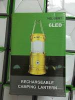 42k - Đèn bão năng lượng mặt trời loại trung 5800T 6 led hàng loại 1 giá sỉ và lẻ rẻ nhất