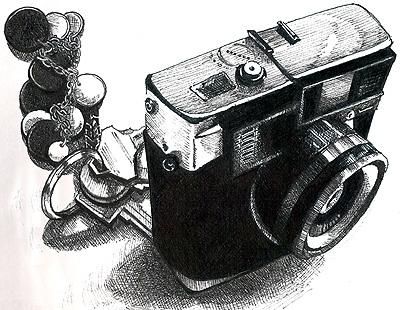 Art black black and white camera drawing illustration favim com 74876 jpg