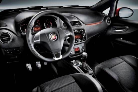 2017 Fiat Punto Abarth Supersport Review