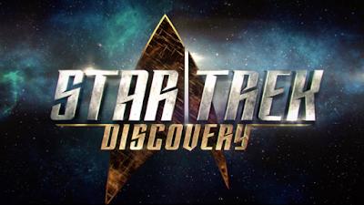 Il primo logo per la nuova serie Star Trek Discovery - TG TREK: Notizie, Novità, News da Star Trek