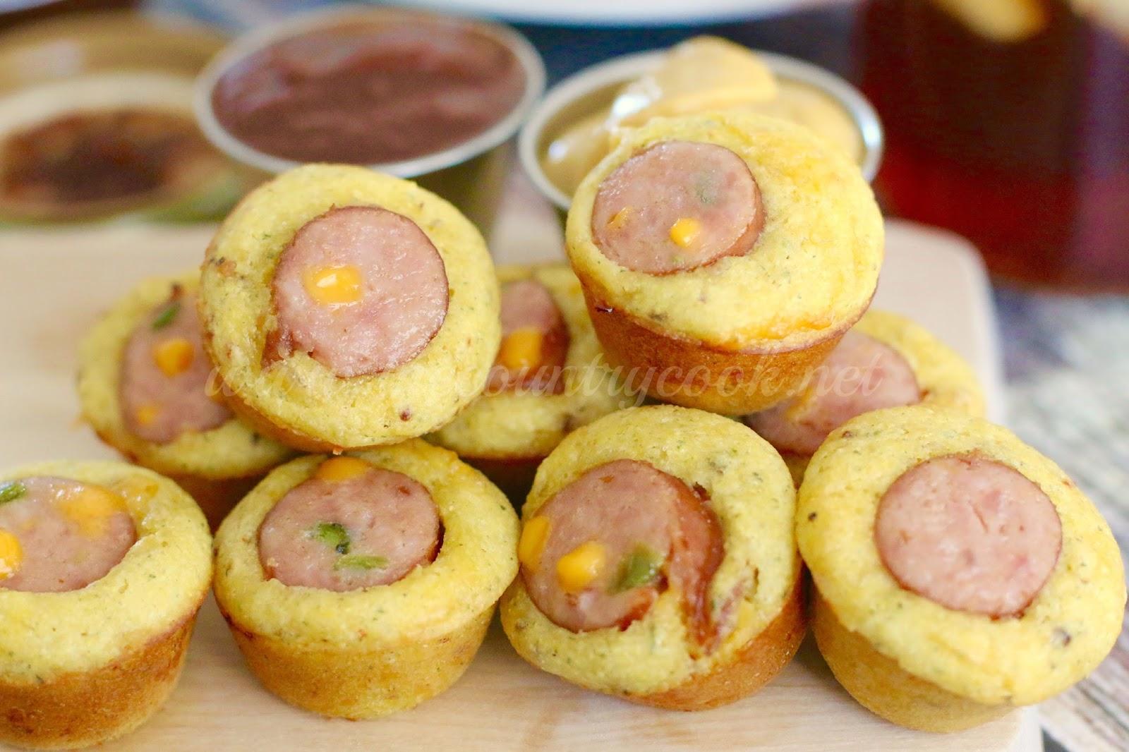 Rebecca's Amazing Creations: Mini Sausage Bites |Mini Sausage Bites