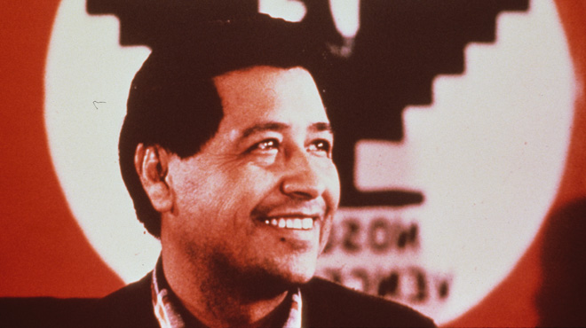 Cesar Chavez: Jesse's Blog: The Struggle In The Fields