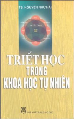 Triết học trong khoa học tự nhiên - Nguyễn Như Hải
