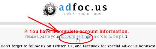 Cara Mendaftar di AdFoc.us 5