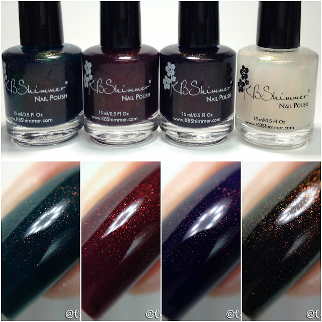KBShimmer-Unicorn Pee Collection