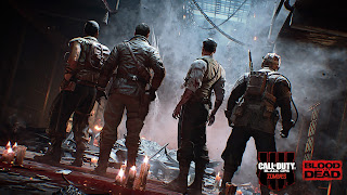 Black Ops 4 Zombies Wallpaper