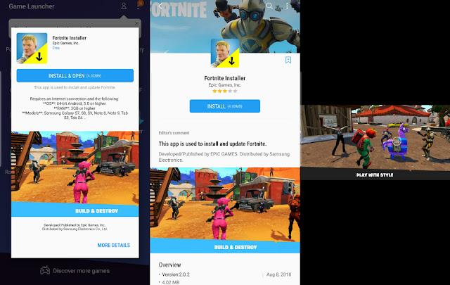 Pengguna Android Fortnite berhati-hatilah: Epic dapat melarang ponsel selamanya,Keputusan Epic Games untuk menjadikan Fortnite hanya eksklusif untuk Galaxy Note 9 saja bukan benar-benar berita atau tidak populer. Keputusannya untuk menghindari perilisan di Google Play Store, walaupun begitu tetap saja masih banyak pemain yang mendownload APK tidak resmi atau modded.