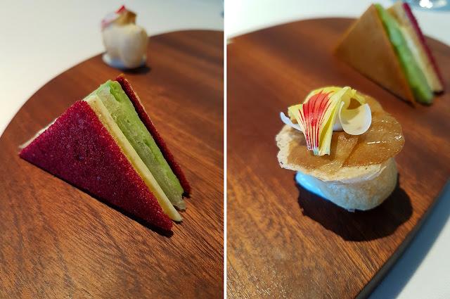 Miramar Paco Perez sandwich vegetal