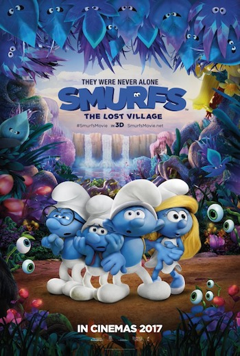 Smurfs The Lost Village 2017 Dual Audio Hindi Full Movie Download