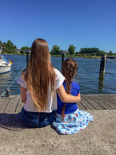 Schwestern am Hafen, Inklusion von Anfang an in der Familie, Aktion Mensch