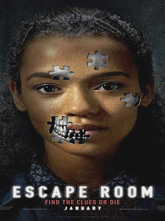 Escape Room (2019) Movie Review, Synopsis, Trailer