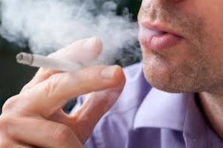 Health Facts About Smoking in man