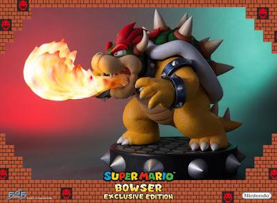 """Super Mario"" Bowser"