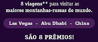 Promoção Galaxy S8 Viagens Montanhas-Russas promocaogalaxys8viagens.com.br