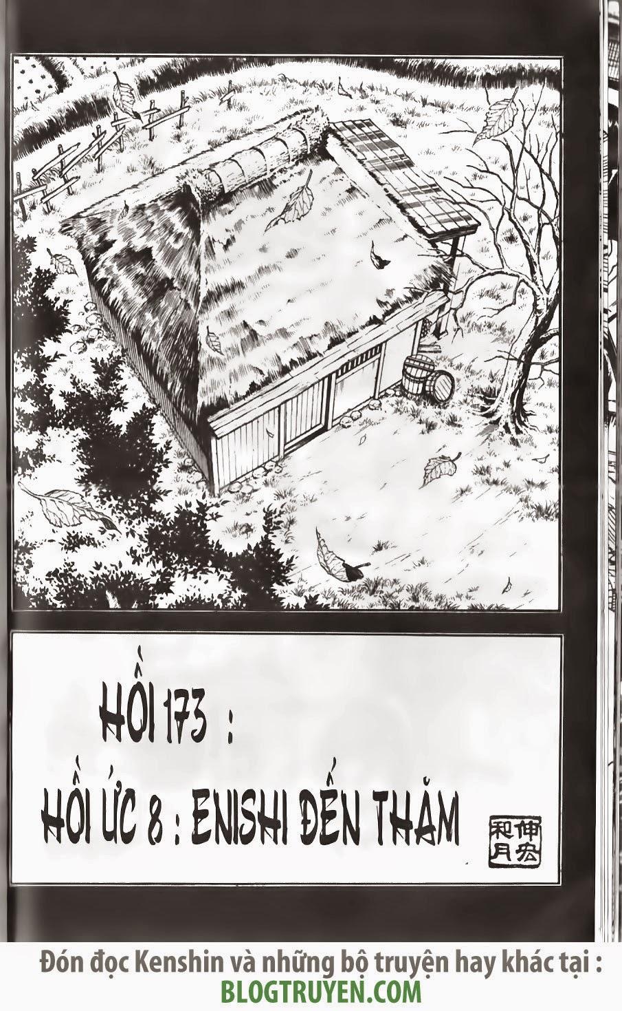 Rurouni Kenshin chap 173 trang 5