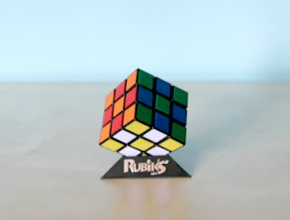 Morgan's Milieu | How Do You Train Your Brain?: A Rubik's Cube