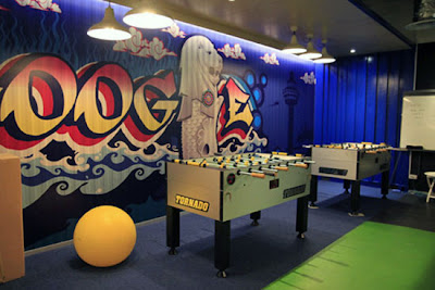 Games At Google Singapore