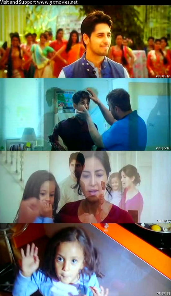 Baar Baar Dekho 2016 Hindi DVDScr