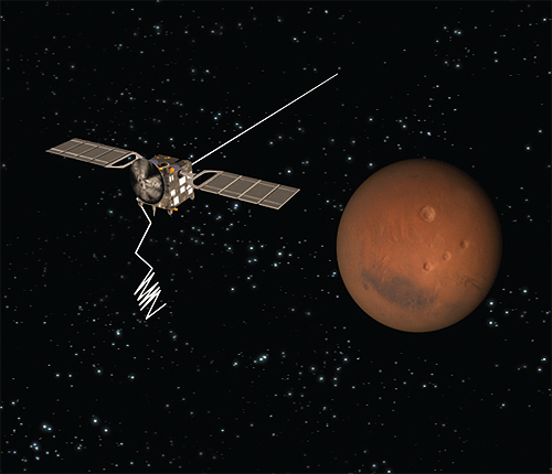 Imphal Dispatch: Satellite to Mars