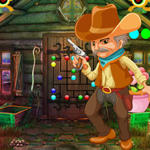 G4K Cute Cowboy Escape Game