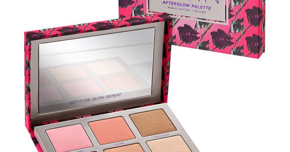 Beauty Find - Urban Decay Sin Afterglow Highligher Palette -4955
