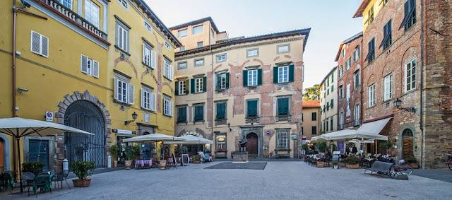 Informações sobre o Puccini Museum em Lucca