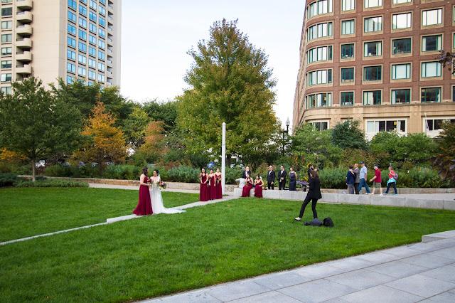 Matrimonio-Boston