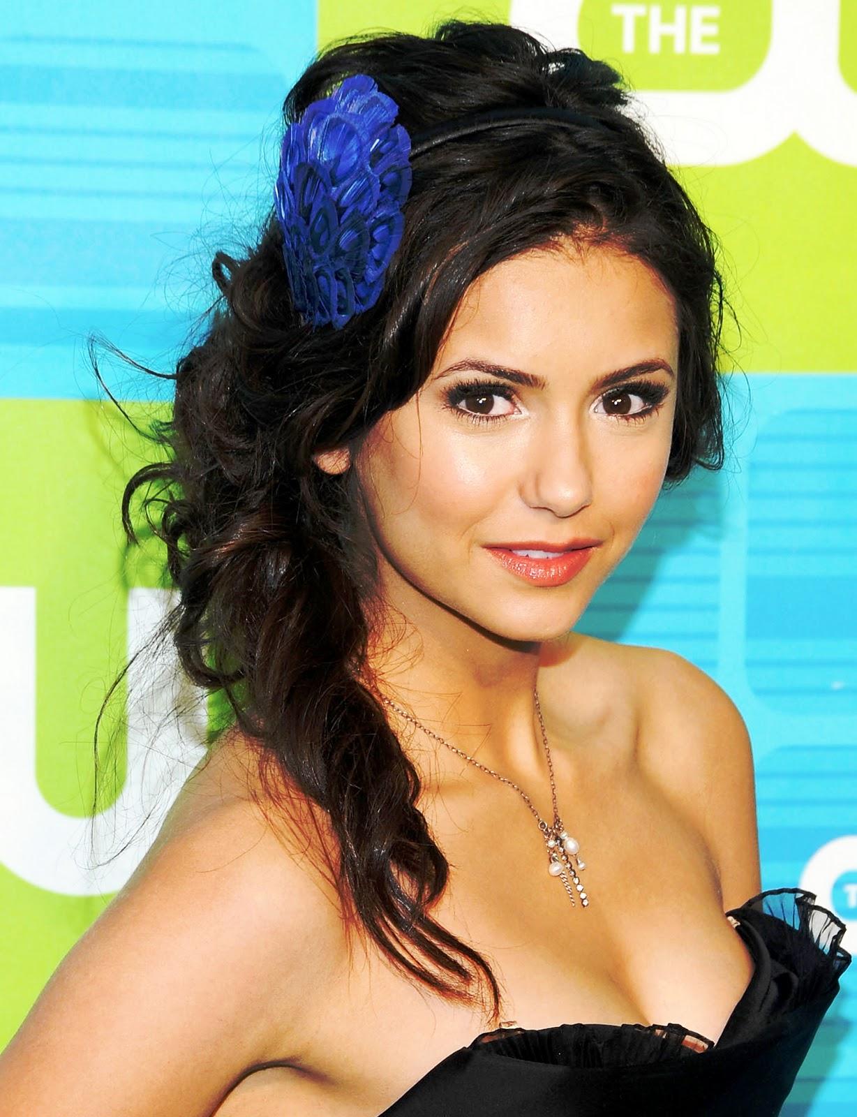 Nina Dobrev born in Sofia Bulgaria Moved to Toronto Ontario
