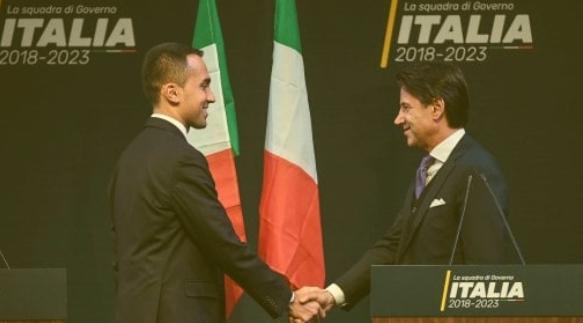 مفاجأة ..دي مايو قد يصبح رئيس الحكومة الإيطالية بعد تسريبات حول كونتي، والرئاسة تطلب وقتا للتفكير