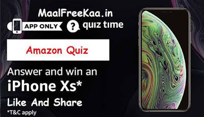 Quiz iPhone Xs