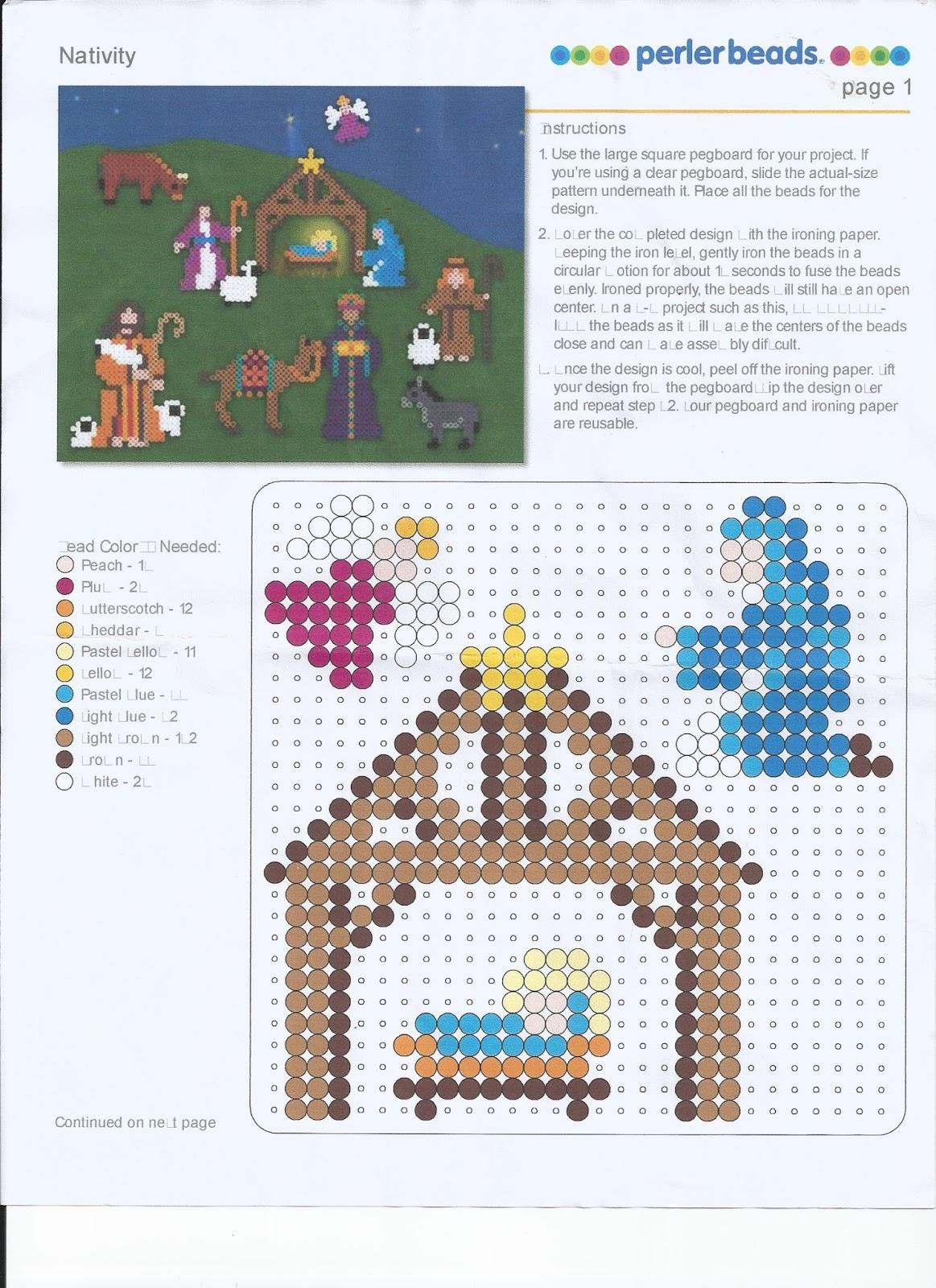 Almost Unschoolers: 18 Nativity Scene