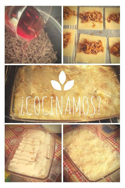 receta, cocina, cannelloni, canelones boloñesa, cannelloni bolognese, italia,