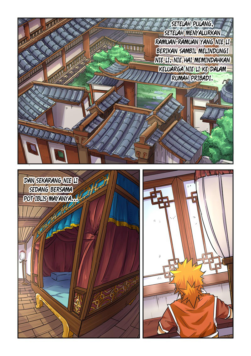 Tales of Demons and Gods Chapter 96