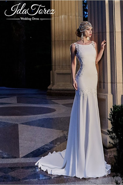 Cocomelody Designer Wedding Dress - A Glimpse of Glam
