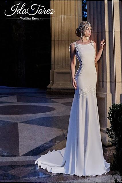 Cocomelody Designer Wedding Dress - A Glimpse of Glam