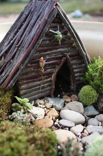 How To Build Fairy Houses