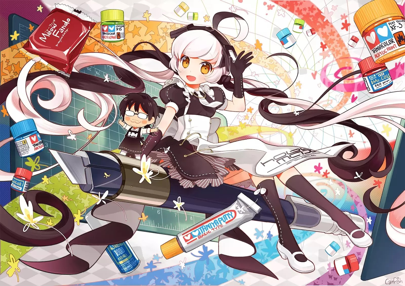 AowVN%2B%252868%2529 - [ Hình Nền ] Loli cực đẹp , cực độc Full HD | Anime Wallpaper