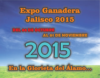Expo Ganadera Guadalajara Jalisco 2015