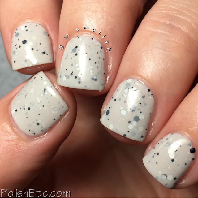 KBShimmer - Winter 2016 Collection - McPolish - Take Me For Granite