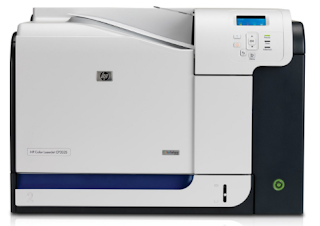 HP LaserJet CP3525dn - Printer Driver & Software Download