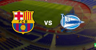 موعد مباراة برشلونة وديبورتيفو الافيس اليوم والقنوات المجانية الناقلة نهائى كأس اسبانيا