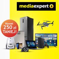 Rabat do 250 zł na MediaExpert.pl z MasterPass