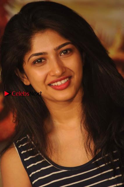 Kannada Actress Roshini Prakash Pos at Ajaramara Movie Press Meet  0001.jpg